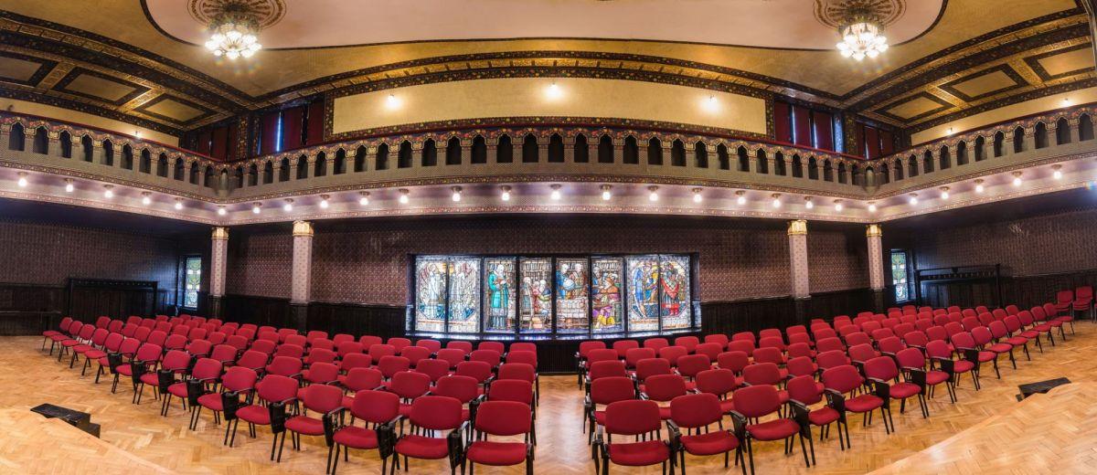 sala mica palatul culturii - sala de joaca